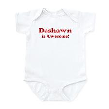 Dashawn is Awesome Infant Bodysuit