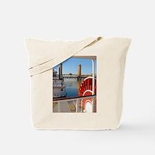 Sacramento Waterfront Tote Bag