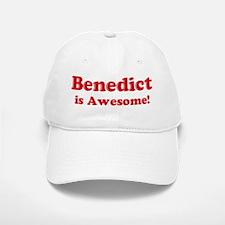 Benedict is Awesome Baseball Baseball Cap