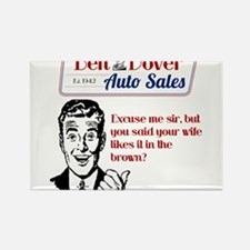 Funny Used Car Sales Like It In The Brown Rectangl
