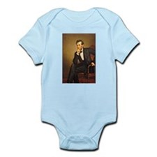 Young Abraham Lincoln Body Suit