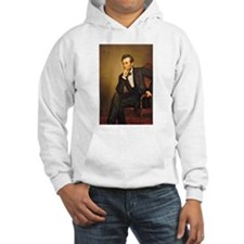 Young Abraham Lincoln Hoodie