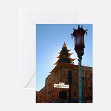 Chinatown Greeting Cards (Pk of 10)