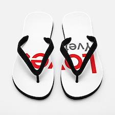 Love Yvette Flip Flops