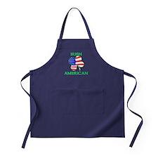 Irish American Apron (dark)
