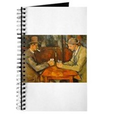 Famous Paintings: The Card Players Journal