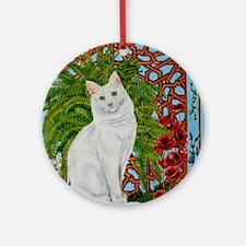 Snowis Garden Ornament (Round)