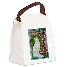 Snowis Garden Canvas Lunch Bag