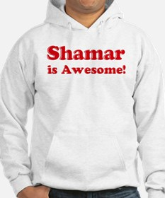 Shamar is Awesome Hoodie