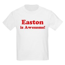 Easton is Awesome Kids T-Shirt