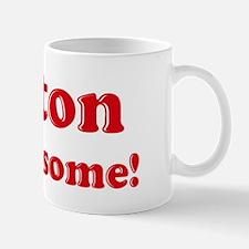 Barton is Awesome Mug