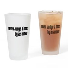 Never Judge A Book By Its Movie Drinking Glass