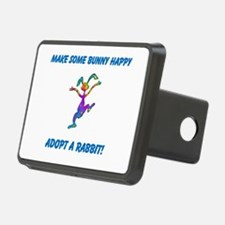 Adopt a Rabbit Month Hitch Cover