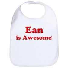 Ean is Awesome Bib