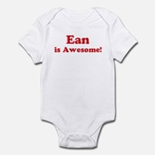 Ean is Awesome Infant Bodysuit