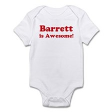 Barrett is Awesome Infant Bodysuit
