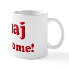 Semaj is Awesome Coffee Mug