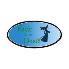 Ride with Pride Patches