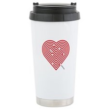 I Love Adriana Travel Mug