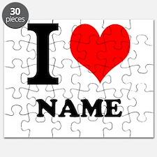I Heart Puzzle