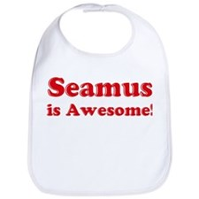 Seamus is Awesome Bib