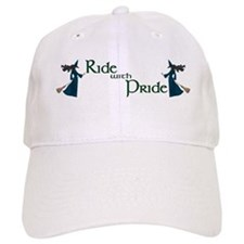 Ride with Pride Baseball Cap