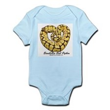 Bumblebee Ball Python Body Suit