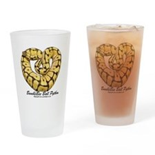 Bumblebee Ball Python Drinking Glass
