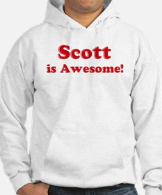 Scott is Awesome Hoodie