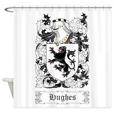 Hughes Shower Curtain