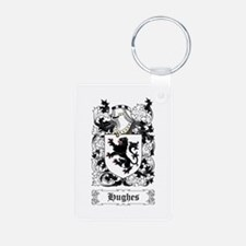 Hughes Aluminum Photo Keychain