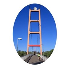 Guy West Bridge, Sacramento Oval Ornament