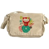 Cute owl Messenger Bags & Laptop Bags