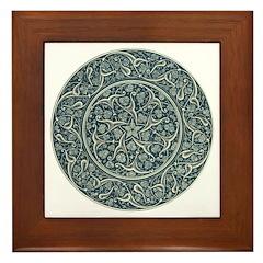 Persian Framed Tile