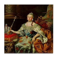 Russia's Catherine the Great Tile