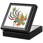 Chinese Phoenix Keepsake Box
