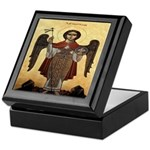 Russian Archangel Michael Keepsake Box
