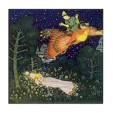 Russian Firebird Fairytale Tile