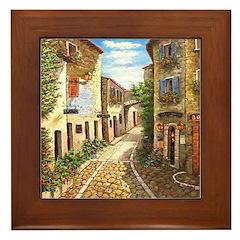 Provence Framed Tile