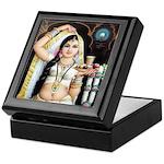 Pujarini (Bengali) Keepsake Box