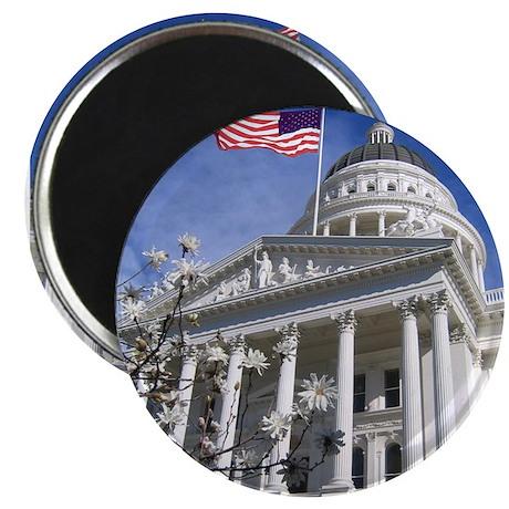 California State Capitol, Sac Magnet
