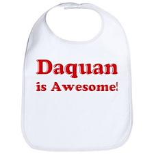 Daquan is Awesome Bib