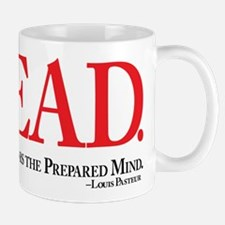 READ. Be Prepared. Mug