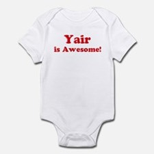 Yair is Awesome Infant Bodysuit