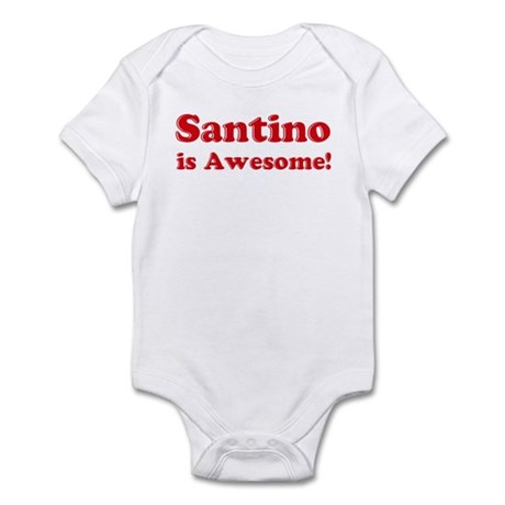Santino is Awesome Infant Bodysuit