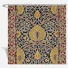 Cute Persian Shower Curtain