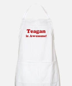 Teagan is Awesome BBQ Apron