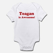 Teagan is Awesome Infant Bodysuit