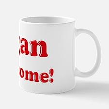 Teagan is Awesome Mug