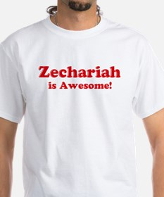 Zechariah is Awesome Shirt